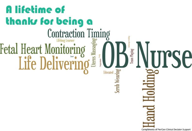 PeriGen supports National (OB) Nurses Week