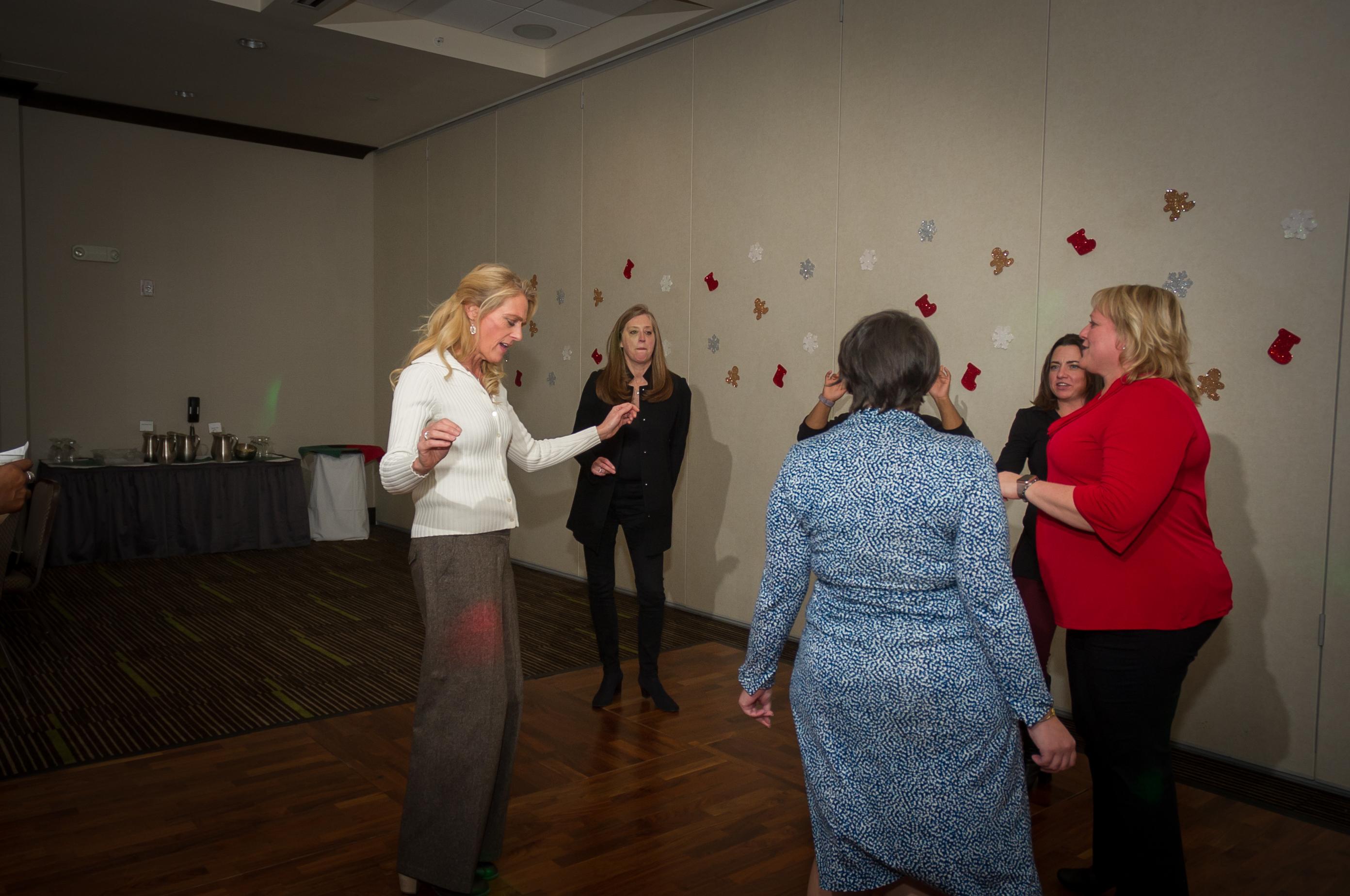 Implementation Dance