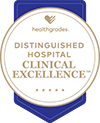 Healthgrades Distinguished Hospital for Clinical Excellence