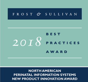 Frost & Sullivan Award for Product Innovation