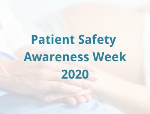 Patient Safety Awareness Week 2020